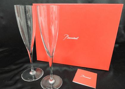 シャンパンフルート2客セット