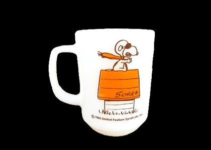 オレンジバロンマグ