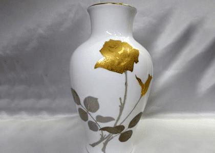 28cm高フラワーベース(花瓶)