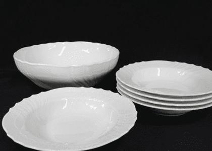 スーププレート5枚/ボウル
