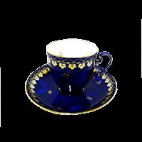 【セーブル】クラウデッドブルー