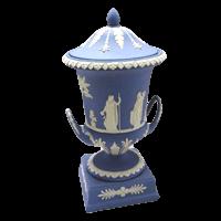 【花瓶】ウェッジウッド「ジャスパー」