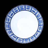 【皿】ブランド食器「エルメス」ブルーダイユール