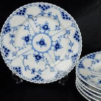 有名な食器ブランドの皿