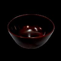 【漆器】漆器茶碗8客揃え 鈴木睦美作